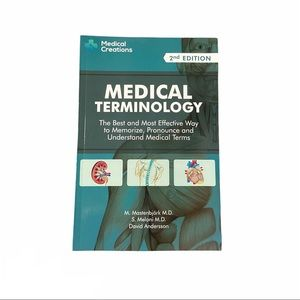 Medical Terminology 2nd Edition Book